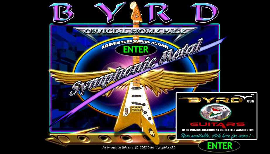 Click here to enter the official James Byrd website,